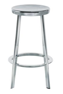 Möbel - Barhocker - Déjà-vu Barhocker - Magis - Aluminium - Gussaluminium, poliertes Aluminium