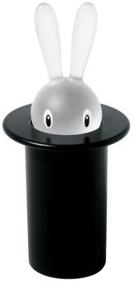 Küche - Gute Laune Accessoires - Magic Bunny Behälter für Zahnstocher - A di Alessi - Schwarz - PMMA