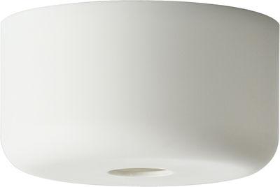 Rosace multiple pour suspensions E27 - Muuto blanc en matière plastique