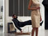 La Chaise Armchair - / By Charles & Ray Eames, 1948 by Vitra