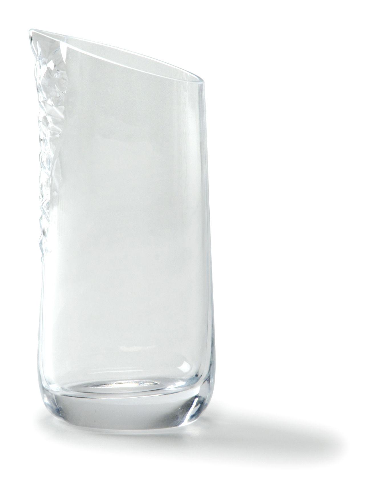 Arts de la table - Carafes et décanteurs - Carafe Minera 1 L - Petite Friture - Transparent - Verre
