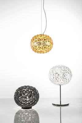 Kartell Tavoli Da Esterno.Lampada Da Tavolo Planet Di Kartell Trasparente Made In Design