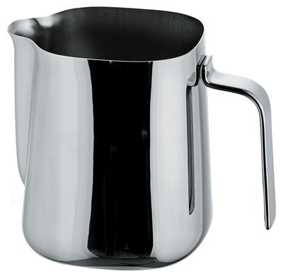 Kitchenware - Sugar Bowls, Milk Pots & Creamers - 401 Milk pot by A di Alessi - 3 cups - Stainless steel