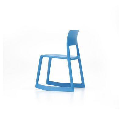 Image of Miniatura Tip Ton di Vitra - Blu - Materiale plastico