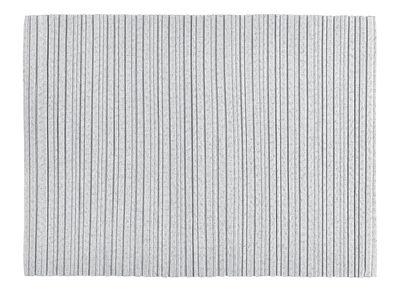 Tableware - Napkins & Tablecloths - Iittala X Issey Miyake Placemat - Fabric by Iittala - Light grey - Polyester