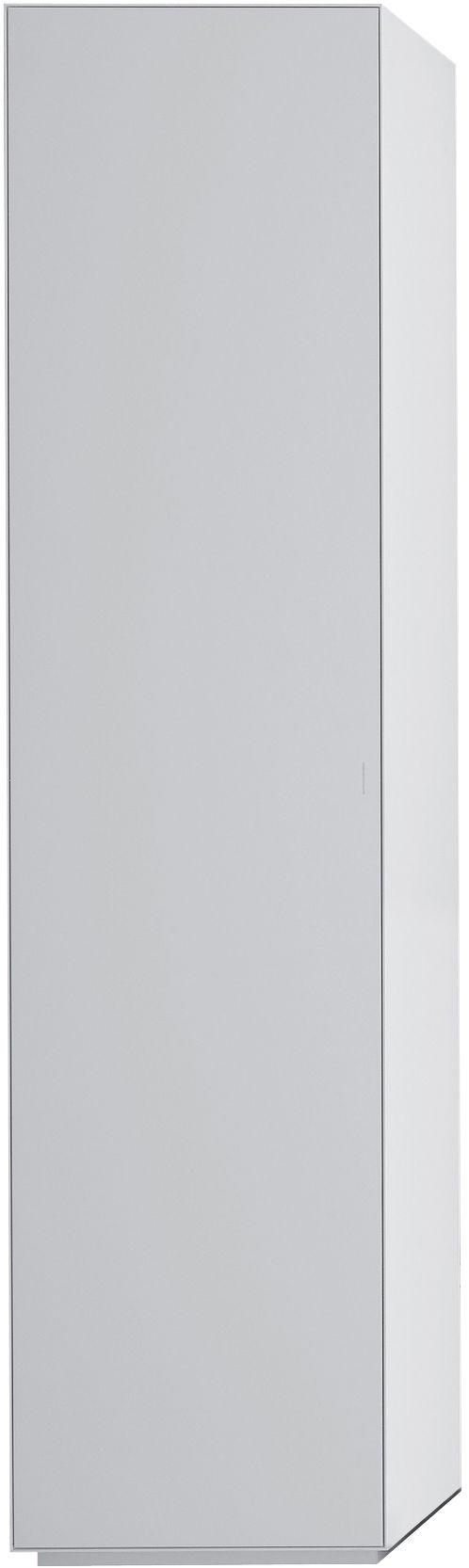 Furniture - Bookcases & Bookshelves - Inmotion Storage - Column 3 shelves - H 188 x W 45 cm by MDF Italia - H 188 x W 45 cm / Matt White - MDF