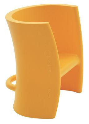 Chaise enfant Trioli - Magis Collection Me Too jaune en matière plastique