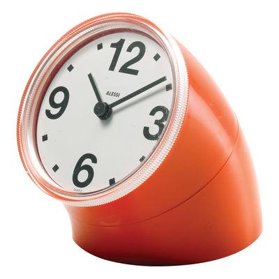 Déco - Horloges  - Horloge à poser Cronotime - Alessi - Orange - ABS