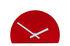 Orologio da posare Unfinished - / L 20 x H 13 cm di Thelermont Hupton