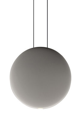 Lighting - Pendant Lighting - Cosmos Pendant by Vibia - Matt light grey - Polycarbonate