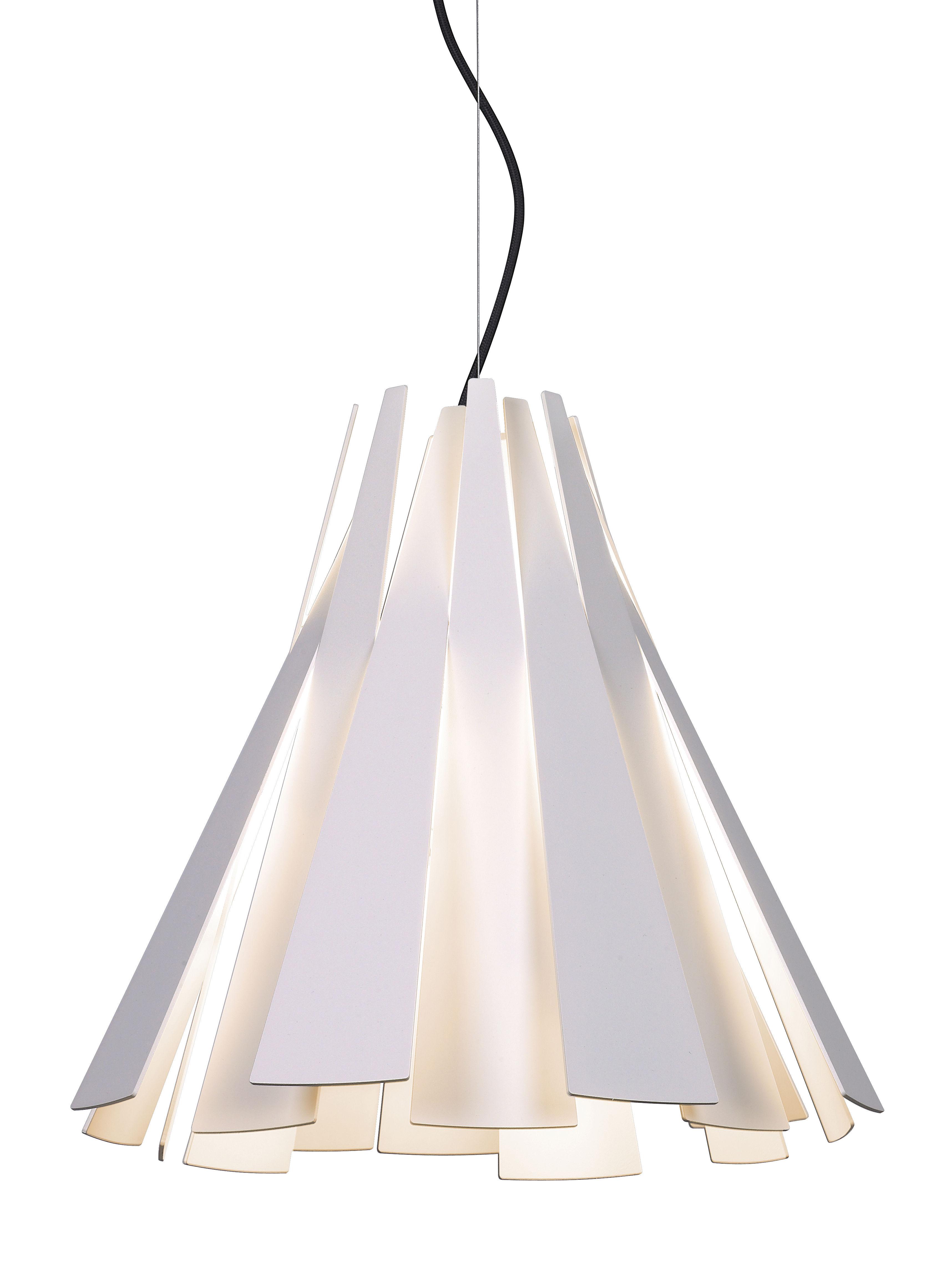 Metronome Pendant White By Delta Light Made In Design Uk