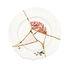 Kintsugi Plate - / Porcelain & gold finish by Seletti