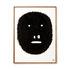 Poster incorniciato Pierre Charpin - Fat Monkey - / Edizione limitata & numerata - 50,6 x 66,5 cm di The Wrong Shop