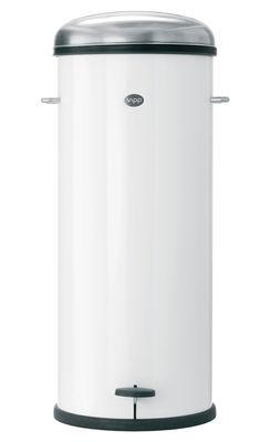 Poubelle Vipp poubelle vipp24 / 30 litres blanc - vipp | made in design