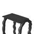 Tavolino d'appoggio Rotben - / Sgabello - Fusione di alluminio riciclato di Ferm Living