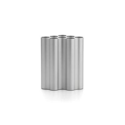 Déco - Vases - Vase Nuage Medium / Bouroullec, 2016 - Vitra - Argent anodisé - Aluminium anodisé