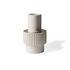 Vaso Gear Small - / Ø16 x H25,5 cm di Pols Potten
