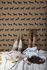 Horse Wallpaper - / 1 roll - Width 53 cm by Ferm Living