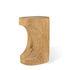 Arch Beistelltisch / Beistelltisch - Handgeschnitztes Holz - Pols Potten