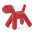 Decorazione Puppy Large - /  L 69 cm - Edizione limitata Natale 2020 di Magis Collection Me Too