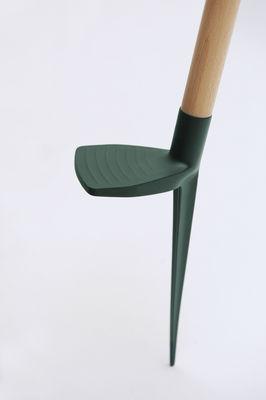 Lampadaire Tools LED / à planter - Roger Pradier vert en métal