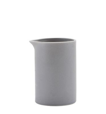 Arts de la table - Thé et café - Pot à lait Pot / Porcelaine - House Doctor - Gris - Porcelaine