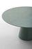 Rock OUTDOOR Round table - / Ø 140 cm - Concrete by MDF Italia