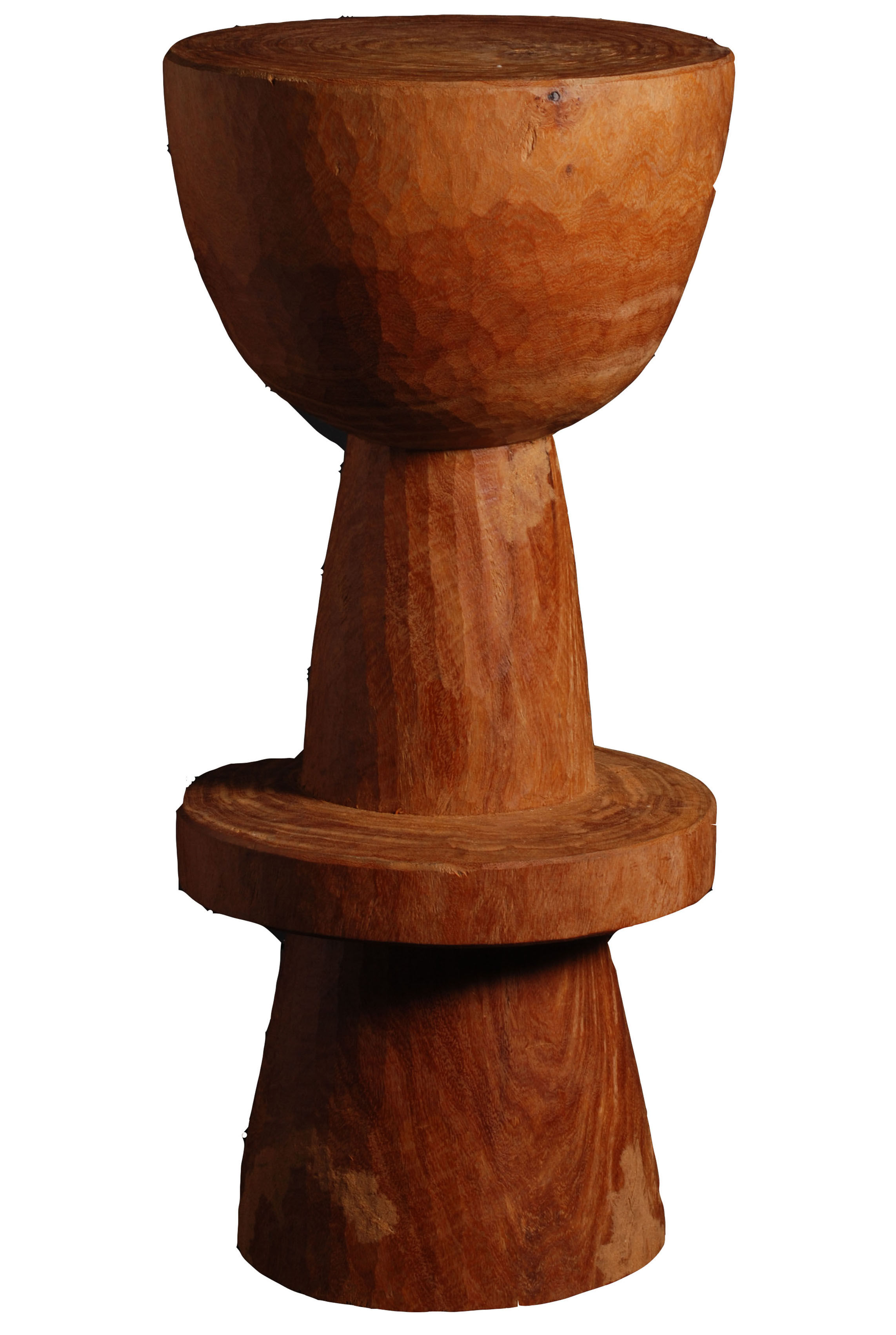 Arredamento - Sgabelli da bar  - Sgabello bar Ball di Pols Potten - Legno naturale - Legno