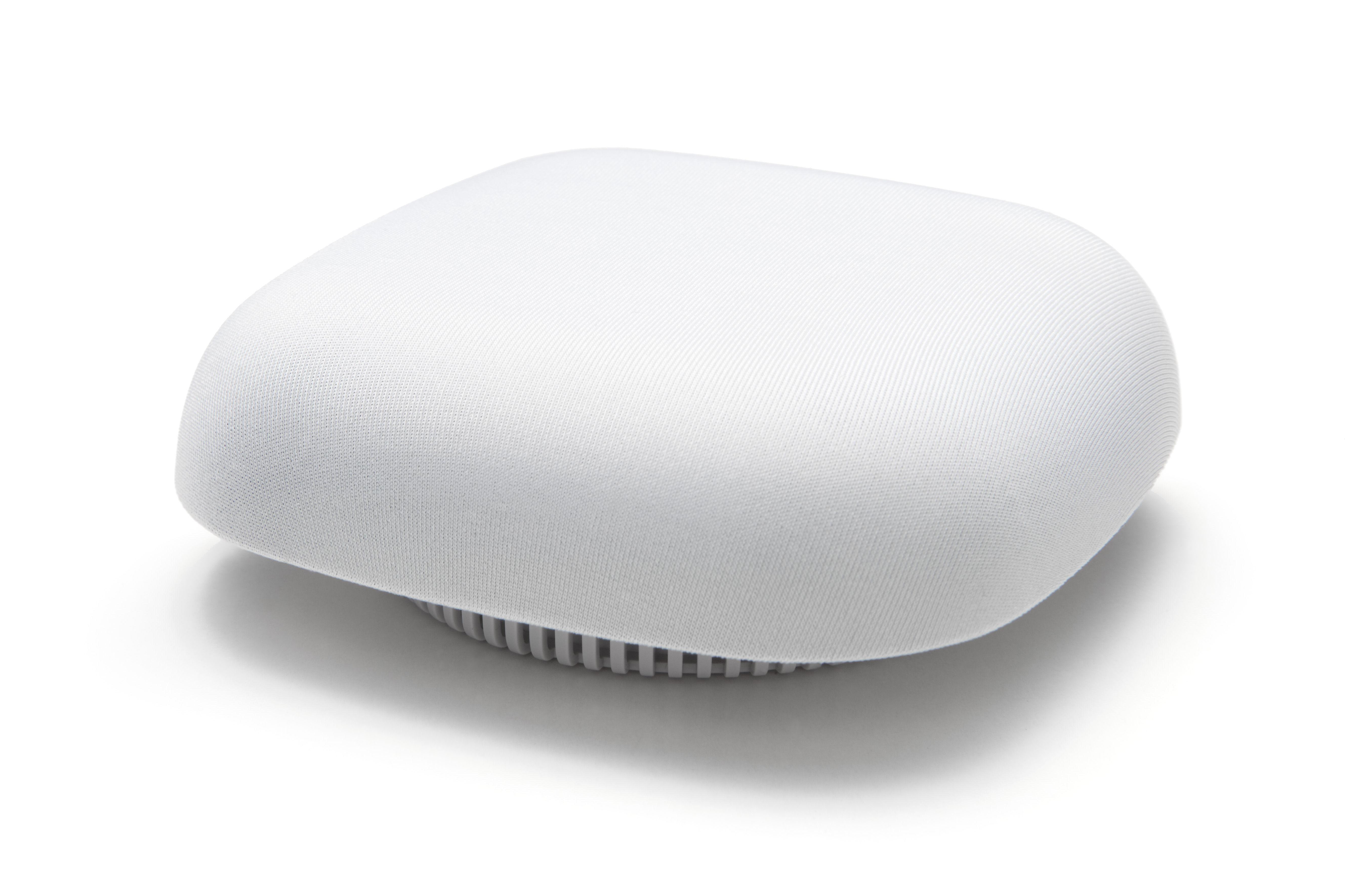 Accessories - Home Accessories - Kupu Smoke alarm - Sticky by Jalo Helsinki - White - Fabric, Plastic material