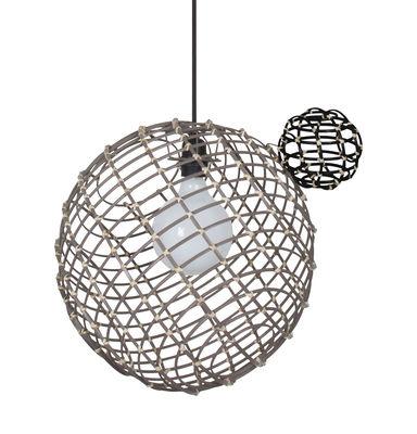 Illuminazione - Lampadari - Sospensione Sphere Large - / Bambù - Ø 40 cm di Forestier - talpa - Bambù