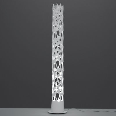 New Nature LED Stehleuchte / Bluetooth - Artemide - Weiß
