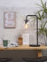 Warsaw Table lamp - / Glass & metal by It's about Romi