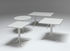 Tavolo pieghevole System - / Ø 60 cm di Emu