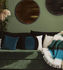Coussin Lune / Velours - 50 x 30 cm - Maison Sarah Lavoine