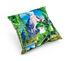 Toiletpaper Cushion - / Volcano - 50 x 50 cm by Seletti