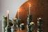 Rock Large Kerzenleuchter / Marmor - variabel - Tom Dixon