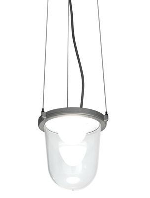 Tolomeo Lampione Outdoor LED Pendelleuchte / LED - Ø 14,6 x H 16 cm - Artemide - Aluminium