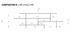 Scaffale Super_position - / Compo B - L 365 x H 108 cm di MDF Italia