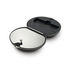 Taboo Set for roll-your-own cigarettes - / Steel case - Ø 10 cm by Alessi