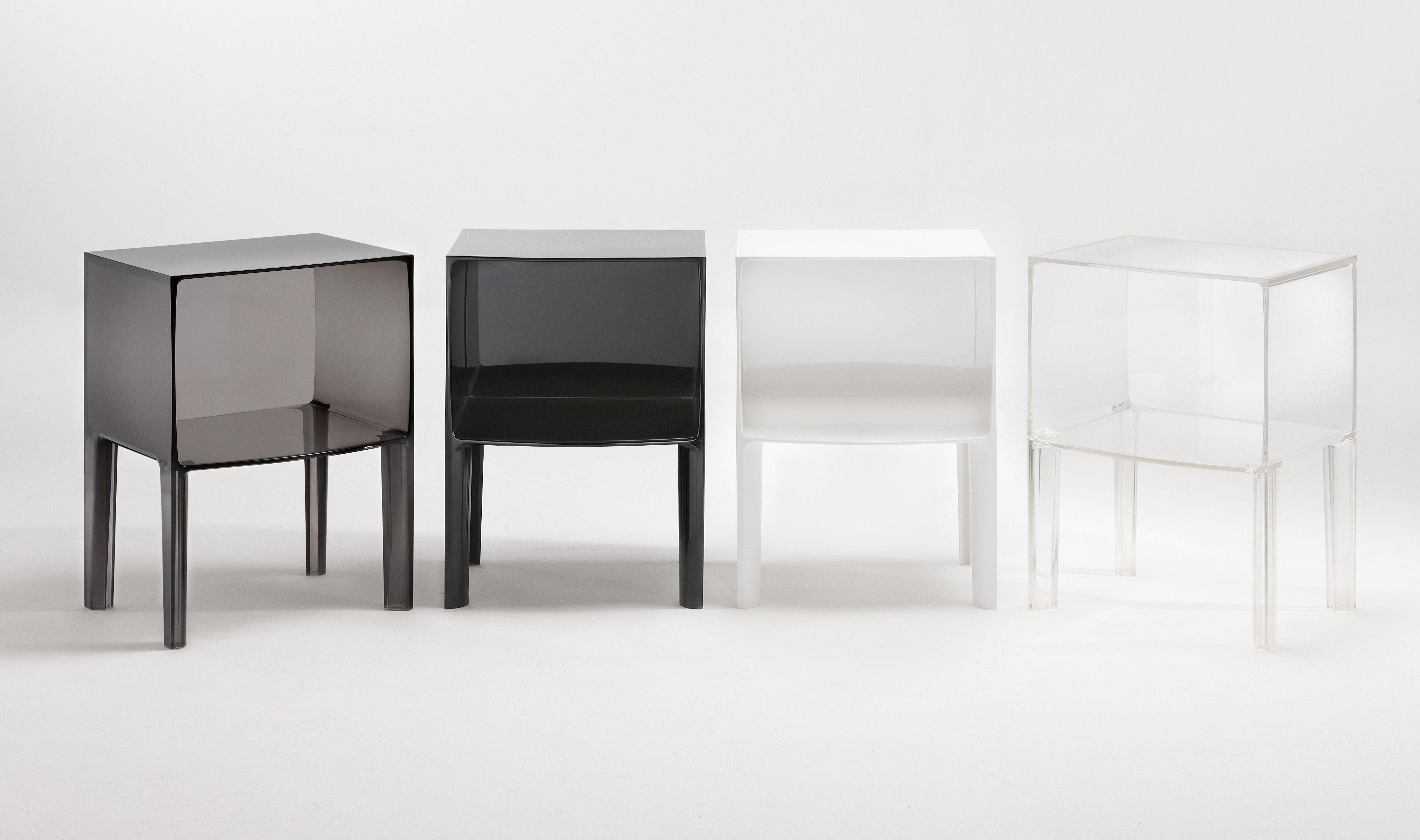 Table De Chevet Componibili table de chevet small ghost buster - kartell