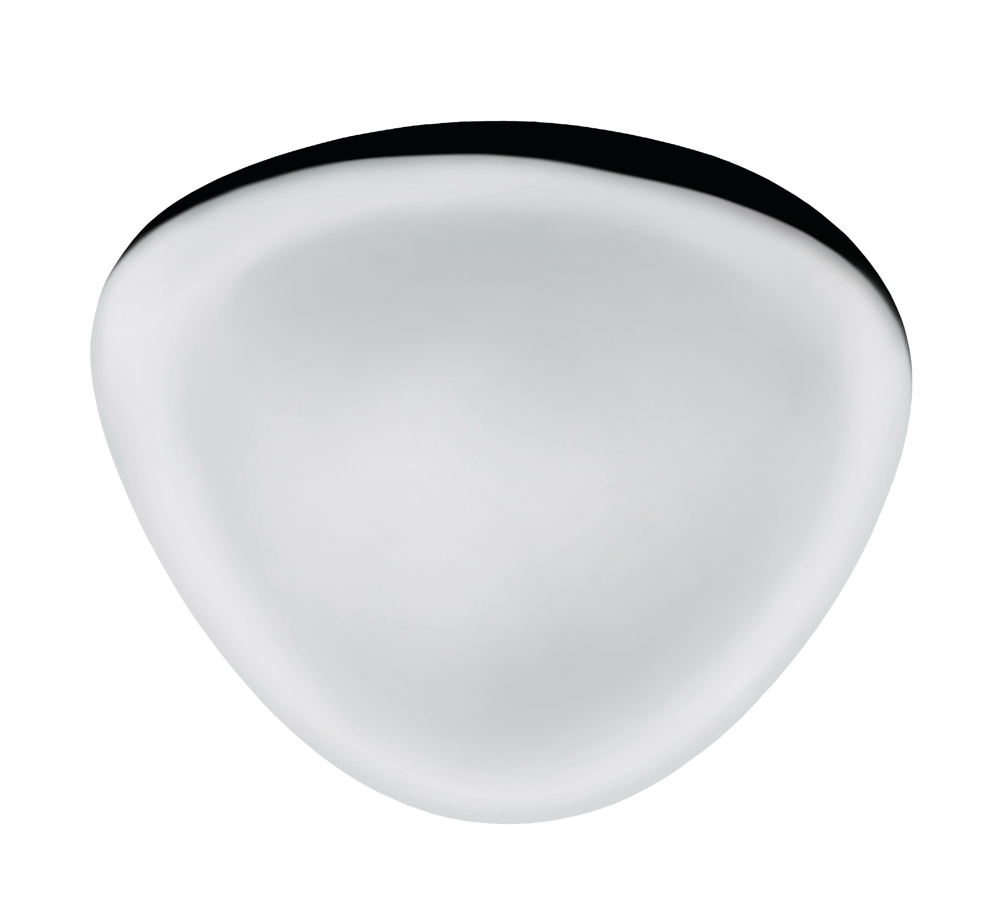 Tableware - Trays - Colombina Tray - / 40 x 34 cm by Alessi - Steel - Stainless steel 18/10