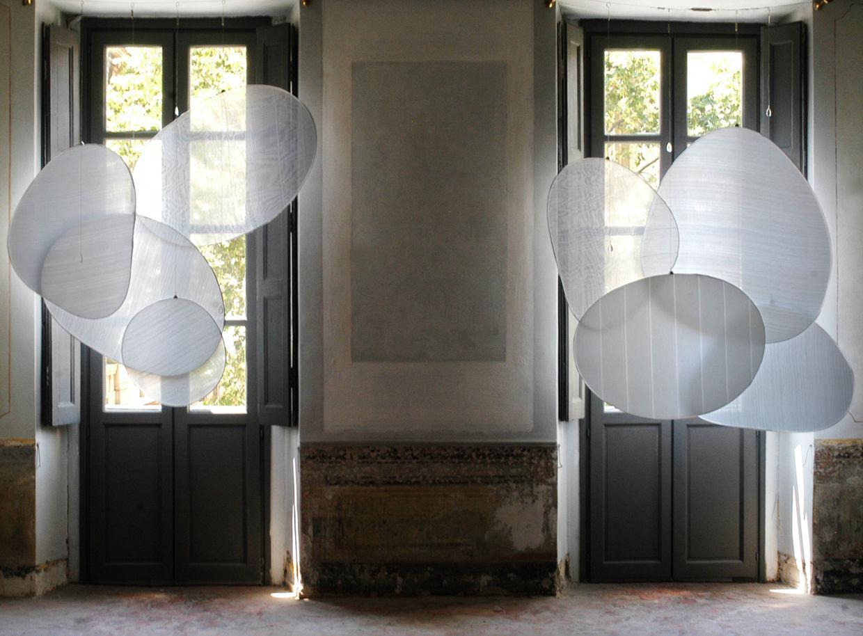 cloison mobileshadows nimbo opaque 56x54 cm 56 x 54 cm. Black Bedroom Furniture Sets. Home Design Ideas