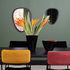 Miroir mural Ovo Medium / 58 x 75 cm - Rotin - Maison Sarah Lavoine