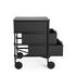 Mobil Mobile container - / 3 drawers - Matt version by Kartell