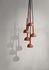 Blush LED Pendant - / Metal by Northern
