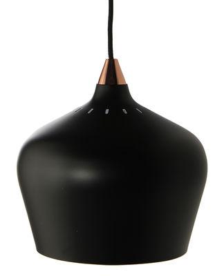 Cohen Large Pendelleuchte / Ø 24,6 cm - Frandsen - Kupfer,Schwarz