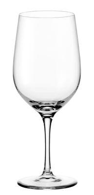 Tableware - Wine Glasses & Glassware - Ciao+ Red wine glass - / 610 ml by Leonardo - Transparent - Glass