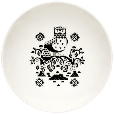 Tableware - Bowls - Taika Salad bowl by Iittala - Black - China