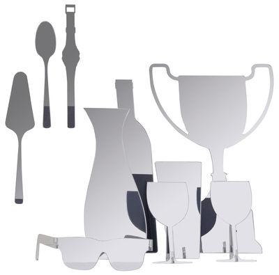 Furniture - Mirrors - Bibelots self-sticking mirror by Domestic -  - Plastic material