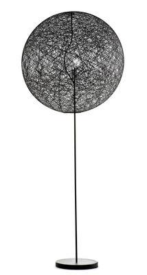 Random Light LED Stehleuchte LED - Medium Ø 80 cm - Moooi - Schwarz
